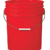 Pail 5g Red